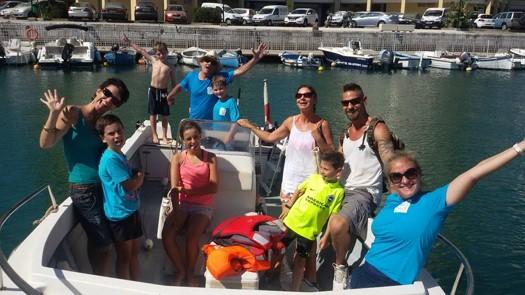 Nautilus Project Gibraltar Marine Awareness - boat & snorkelling trips