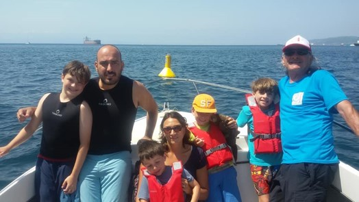 Nautilus Project Marine Awareness Gibraltar