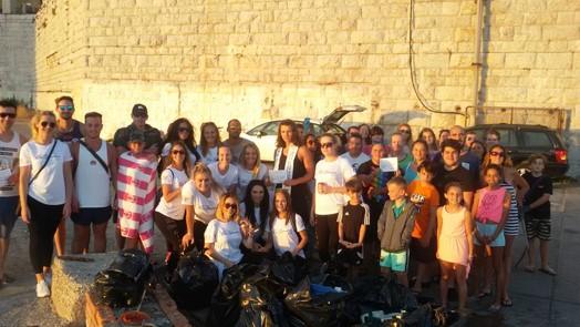 Nautilus Project Marine Awareness Gibraltar Beach Clean Up