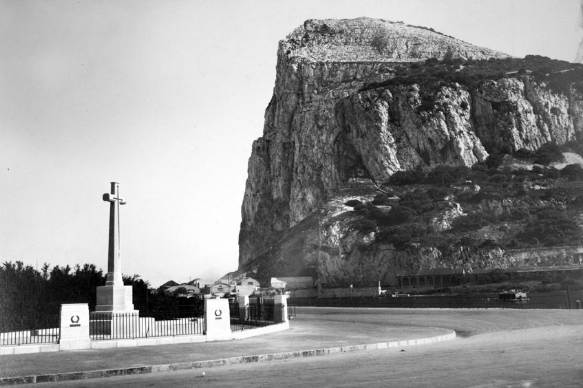 Cross of Sacrifice Gibraltar