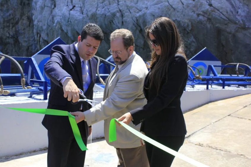 Gibraltar Wave Power Plant - renewable energy