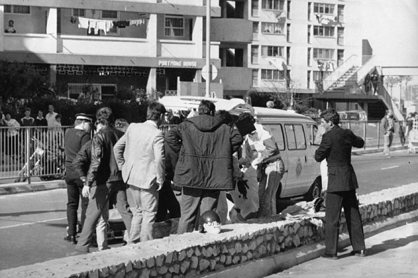 1988 IRA suspects shot in Gibraltar