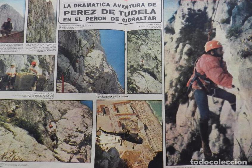 Gibraltar Rock Climbing