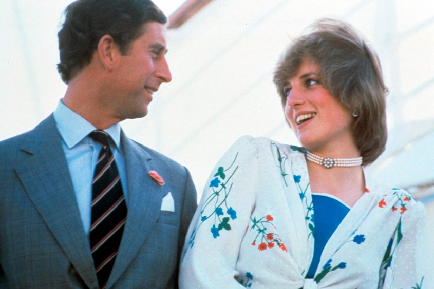 Prince Charles and Lady Diana honeymoon Gibraltar