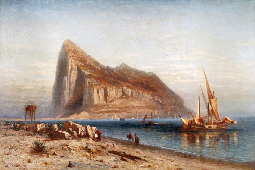 sieges of Gibraltar, GibraltarTimeline