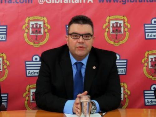 Gibraltar Archivist Dennis Beiso 2004 - 2013