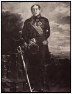 Gibraltar Governor Alexander Woodford