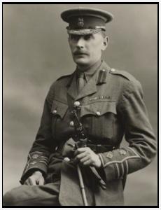 Gibraltar Governor Charles Harington Harington