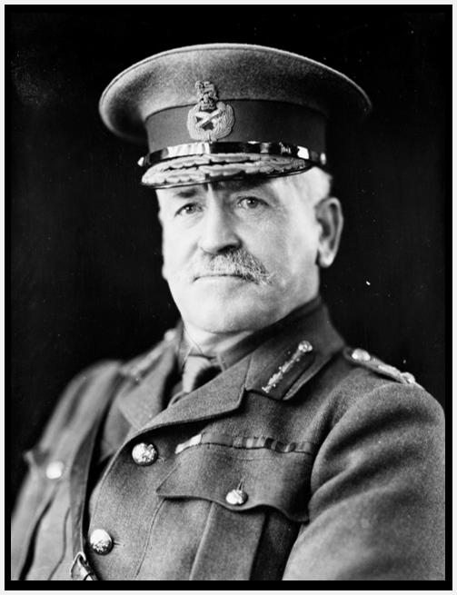 Gibraltar Governor Charles Monro