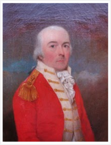 Gibraltar Governor Charles O'Hara