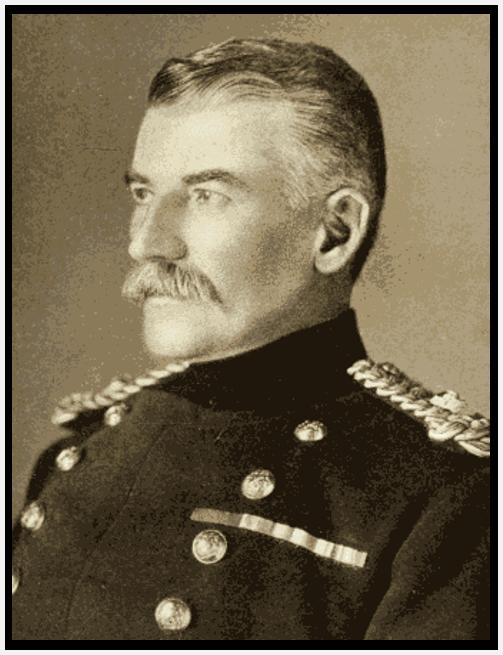Gibraltar Governor Frederick Walker