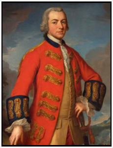 Gibraltar Governor Henry Clinton