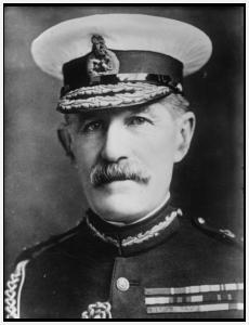 Gibraltar Governor Horace Dorrien