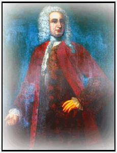 Gibraltar Governor Humphrey Bland