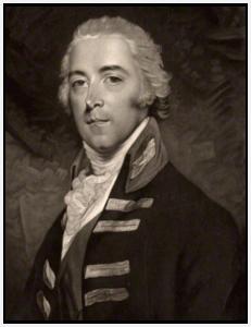 Gibraltar Governor John Pitt