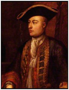 Gibraltar Governor James O'Hara