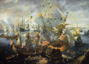 1st Battle of Gibraltar