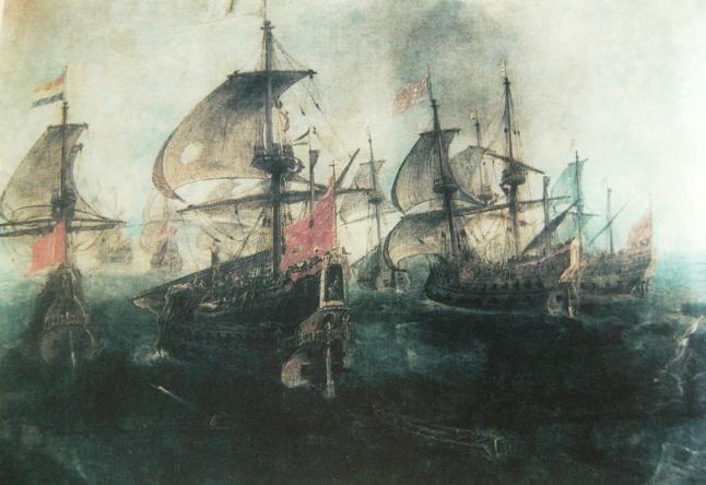 2nd Battle of Gibraltar