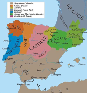 Kingdoms of Castile & Aragon