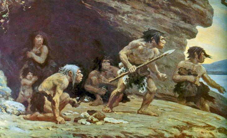 Gibraltar Timeline - Neanderthals in Gibraltar
