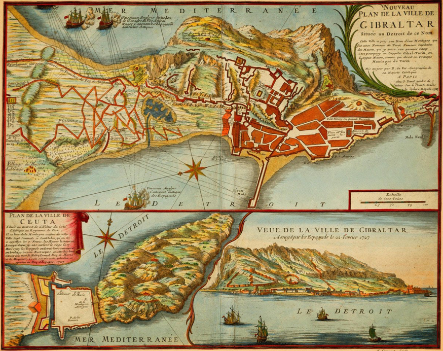 Gibraltar National Archives - Mapping Our Past - Early Cartography