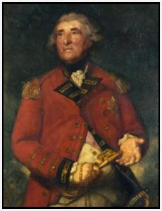 Gibraltar Governor George Eliott