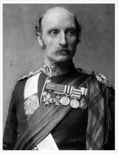 Gibraltar Governor George White