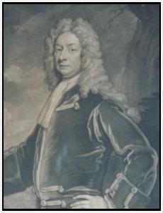 Gibraltar Governor Joseph Sabine