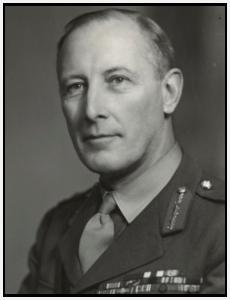 Gibraltar Governor Kenneth Anderson