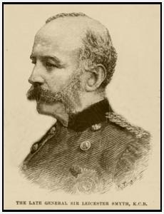 Gibraltar Governor Leicester Smyth