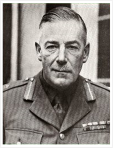 Gibraltar Governor Noel MacFarlane