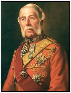 Gibraltar Governor Richard Airey