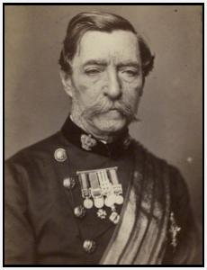 Gibraltar Governor Robert Napier