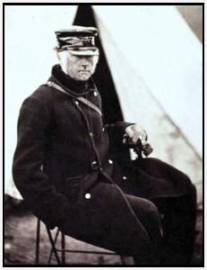 Gibraltar Governor William Codrington